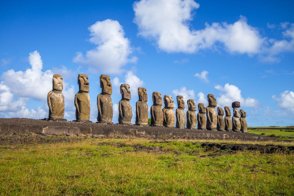 Easter Island Natural Wonders